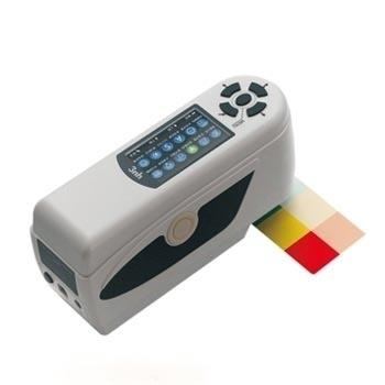 NH系列高品质便携式色差仪操作方法