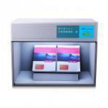 标准光源对色灯箱安装操作视频